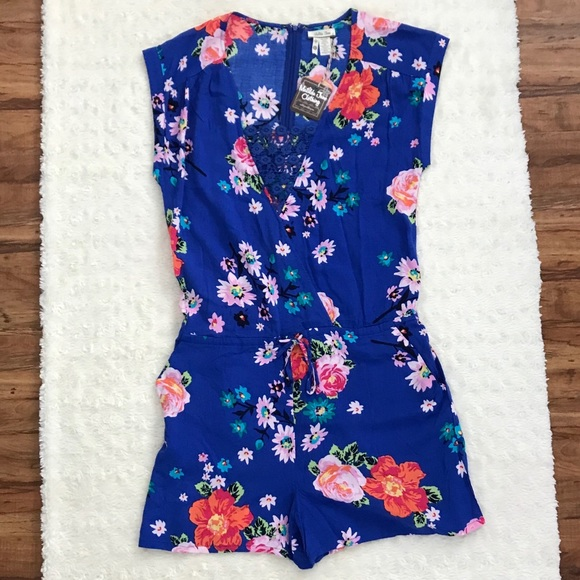 428b408e6445 NWT Matilda Jane Out and About Romper